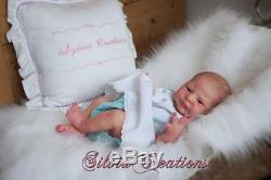 SILVIACREATIONS CASSIA Prototype by SYLVIA MANNING Amazing newborn