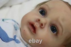 SOLD OUT LIMITED EDITION Reborn Baby Chloe by Natali Blick