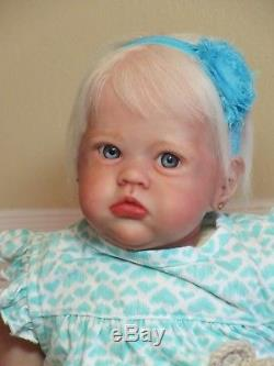 Sharlamae By Bonnie Brown. Sold Out Limited Edition Reborn Baby Girl