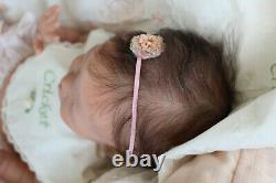Silicone Cricket by Laura Lee Eagles #3 of 6 Beautiful baby girl