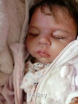 Silicone baby Caterina ecoflex platinum full body