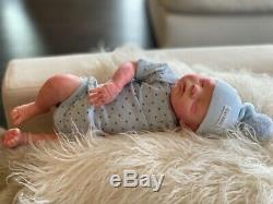 Silicone baby doll Platinum Eco 20