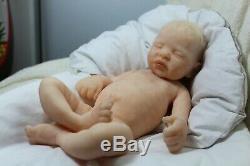 Soft silicone full body baby girl doll Zlata # 2