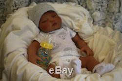 Solid full silicone reborn baby 19 BOY anatomically correct made custom