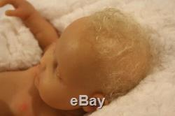 Solid full silicone reborn baby 19 BOY anatomically correct made custom