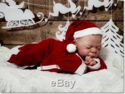 Studio-Doll Baby Reborn BOY LLIONEL by ELISA MARX so real
