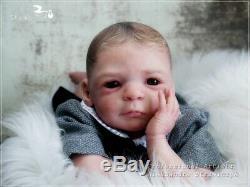 Studio-Doll Baby Reborn BOY NELE by GUDRUN LEGLER like real baby