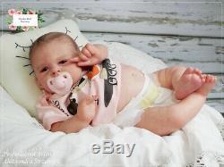 Studio-Doll Baby Reborn GIRL Mac by Bonnie Leah Sieben so real