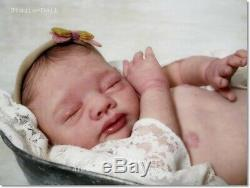 Studio-Doll Baby Reborn GIRL SWEETIE by Adrie Stoete limited edition so real