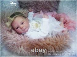 Studio-Doll Baby Reborn Girl BRODIE bY MELODY HESS limit. Edit