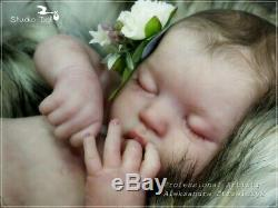 Studio-Doll Baby Reborn Girl Ephram by Melody Hess limited edition so real