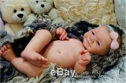 Studio-Doll Baby Reborn Girl JAMES by SANDY FABER like real baby