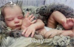 Studio-Doll Baby Reborn boy Jacky by Tina Kewy like real baby