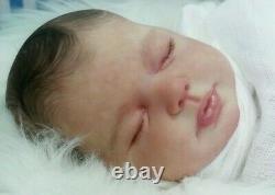 Studio-Doll Baby Reborn boy VALENTINA by ELISA MARX like real baby