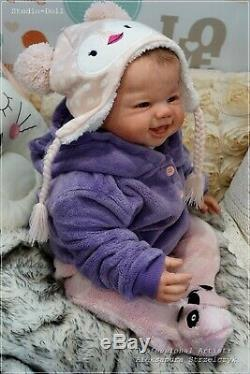 Studio-Doll Baby TODDLER baby KENZIE by SANDY FABER, 26 inch