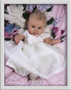 TINKERBELL NURSERY Helen Jalland Reborn Newborn SOLID SILICONE ECOFLEX BABY DOLL