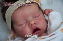 w//Certificate of Authenticity Twin B Reborn Vinyl Doll Kit by Bonnie Brown