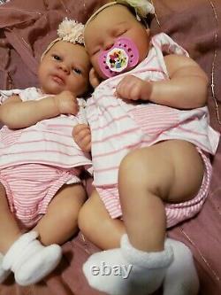 Twin Reborn Babies