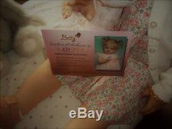 ULTRA REAL IMPOSSIBLE Find Sold Out Betty by Natali Blick CUTEST TODDLER